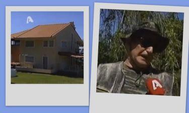 O «αγρότης» Παύλος Κοντογιαννίδης, το «αγροτόσπιτό» του στο Βαρνάβα και το… κοτέτσι!