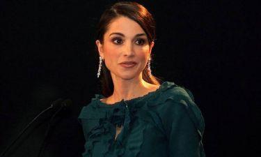 Κοντά στους πρόσφυγες της Μυτιλήνης η βασίλισσα Ράνια της Ιορδανίας