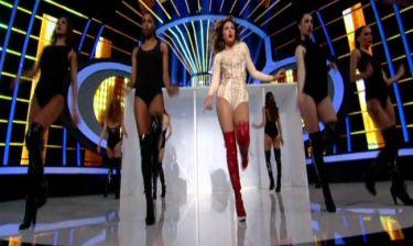 YFSF 3: Αποστολία Ζώη: «Σάρωσε» με το σέξι λίκνισμα της Beyonce