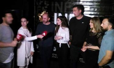 Eurovision 2016: Έγινε το μεγάλο party με τους  ΑRGO και Eurostars από το INFE Greece