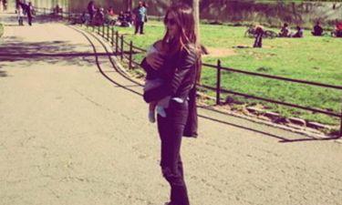 Σοφία Καρβέλα: «Ακόμα δεν μου αρέσουν οι περιπατητές και οι αλλαγές στις πάνες»