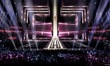 Eurovision 2016: Δείτε τη φαντασμαγορική σκηνή
