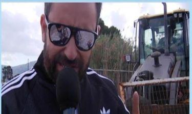 Τρελό Γέλιο: Ο Θέμης Γεωργαντάς μέθυσε και δείτε τι έκανε
