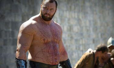 Η σοκαριστική διατροφή του «Βουνού» από το Game Of Thrones