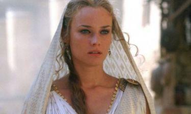 H σοκαριστική αποκάλυψη της Diane Kruger για την ταινία «Tροία», 12 χρόνια μετά