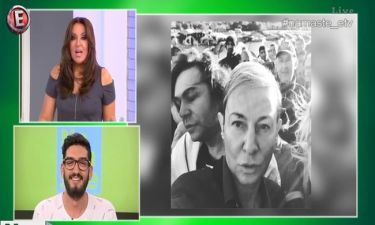 Η ενόχληση της Γερμανού on air με την επίσκεψη του Κωστέτσου στην Ειδομένη