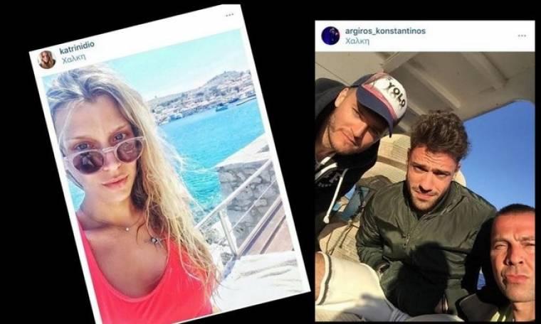 Ο Αργυρός… η Τσάνταλη και το ταξίδι στην Χάλκη. Σύμπτωση ή επανασύνδεση; (Nassos blog)