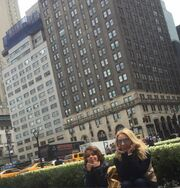 Σεφερλής-Τσαβαλιά: Πάσχα στη Νέα Υόρκη