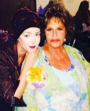 Ποια Ελληνίδα συνάντησε από κοντά τη Lady Gaga;