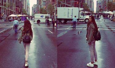 Νίνα Λοτσάρη: Το φωτογραφικό άλμπουμ από το ταξίδι της στη Νέα Υόρκη για το Πάσχα!