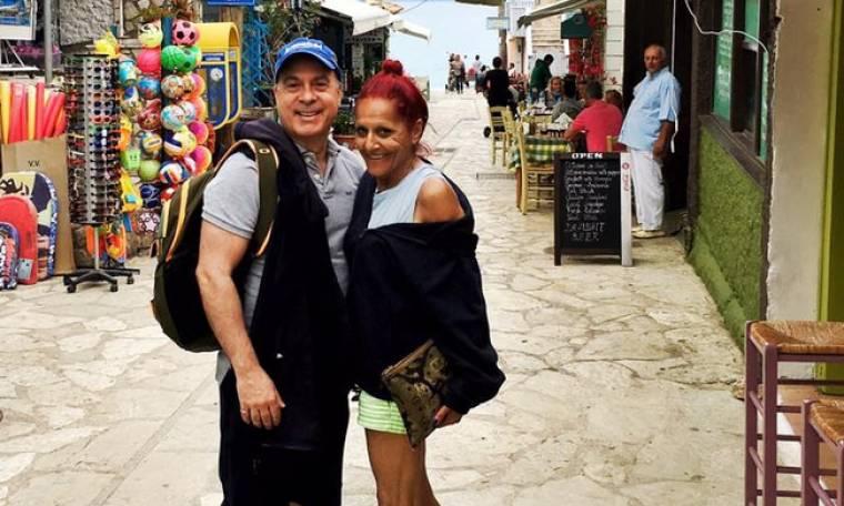 Σεργουλόπουλος- Patricia Field: Διακοπές σε Σύβοτα και Λευκάδα