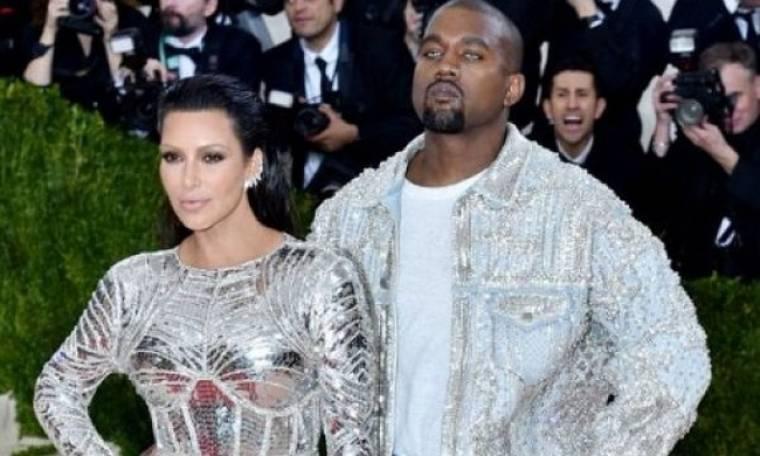 Θα εξοργιστείτε μόλις μάθετε τι τραγικό έκανε ο Kanye West για χάρη της Κim
