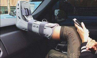 Μέσα σε ένα χρόνο έσπασε το ίδιο πόδι δυο φορές