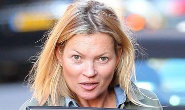 Σοκαριστικές εικόνες της Kate Moss!