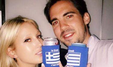 Η Ολυμπία μαζί με τον θείο της, Φίλιππο για φαγητό σε ελληνικό ρεστοράν!