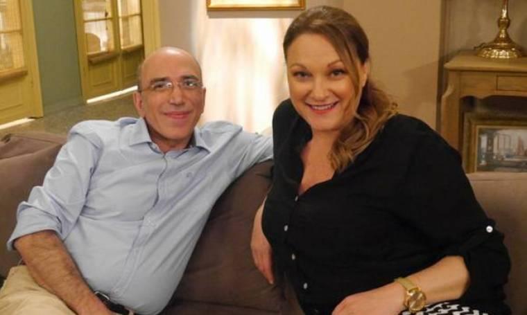 Γρηγορόπουλος-Λουιζίδου: Συναντιούνται τηλεοπτικά μετά το «Καφέ της Χαράς»