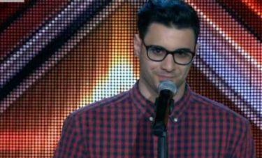X-factor: Ο Ίαν κατάφερε να κάτσει στην καρέκλα