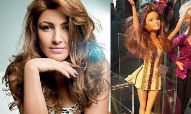 Κι όμως συνέβη! Η Έλενα Παπαρίζου κυκλοφορεί σε Barbie!