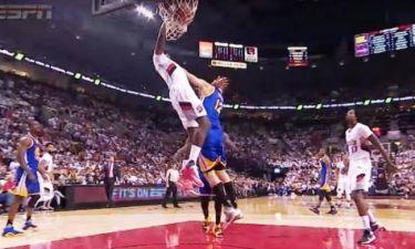 Αδιανόητο top 5 στο NBA! (video)