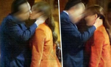Καυτά φιλιά στη μέση του δρόμου στη Θεσσαλονίκη για τους…
