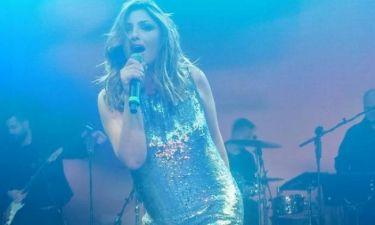 Έλενα Παπαρίζου: Η σέξι εμφάνισή της στο πάρτι της Eurovision και όσα συνέβησαν στα παρασκήνια!