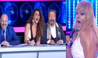 YFSF 3: Δάκρυσαν από τα γέλια οι κριτές με την εμφάνιση του Κώστα Δόξα ως Πέγκυ Ζήνα