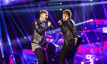 Eurovision 2016: Η δεύτερη πρόβα της Αγγλίας