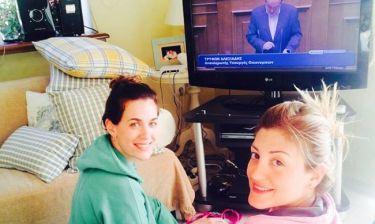 Ράνια Τζίμα: Έκανε μπάτσελορ βλέποντας Βουλή με τις φίλες της