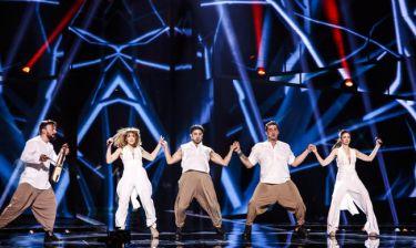 Eurovision 2016: Ελλάδα: Η λύρα, τα τύμπανα και ο ποντιακός χορός γέμισαν την Globen Arena