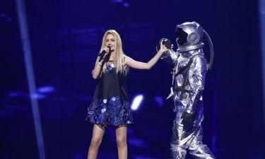 Eurovision 2016: Μολδαβία: Xέρι - χέρι με τον αστροναύτη