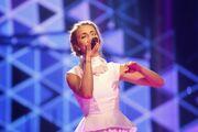 Eurovision 2016: Τσεχία: Μπλε και μωβ λουλούδια στη σκηνή