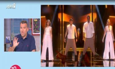 Eurovision 2016: Το ξέσπασμα του Λιάγκα: «Ξεφτίλα, αταλαντοσύνη, άφωνοι... Ναυάγιο»