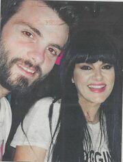 Ιδού το νέο ζευγάρι της Ελληνικής showbiz