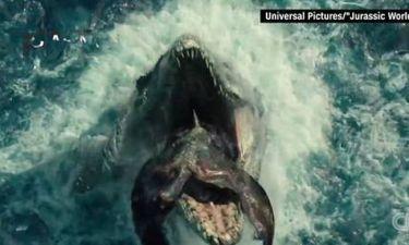«Jurassic World»: Βρέθηκε σκελετός Μοσόσαυρου (;)