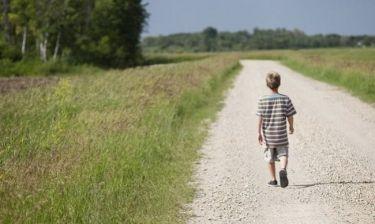 12χρονος αποφάσισε να πάει μία βόλτα-Δείτε με τι (βίντεο)