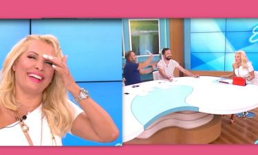 Η ατάκα που ακούστηκε για την Eurovision και έκανε την Ελένη να ξεκαρδιστεί στα γέλια