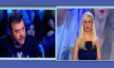 Γκαγκάκη για τον τσακωμό με τον Λιβιεράτο:«Μου γύρισε το μάτι,αν δε θέλει να έρθει να μην ξανάρθει»