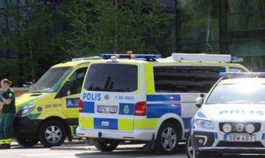 ΕΚΤΑΚΤΟ: Διαρροή χημικών σε εργαστήριο στη Στοκχόλμη