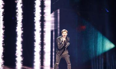 Eurovision 2016: Ο Λετονός και τα «καρδιοχτύπια» στη σκηνή του Globen Arena