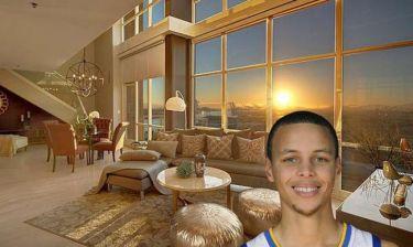 Το πουλάει το σπίτι ο Stephen Curry