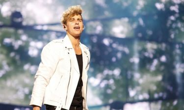 Eurovision 2016: Λιθουανία: Παίζει με την κάμερα ο Donny και χορεύει σα να μην υπάρχει αύριο