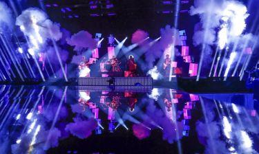 Eurovision 2016: Γεωργία: Φουλ στο χρώμα η σκηνή