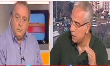 Βούρκωσαν Καμπουράκης – Οικονομέας on air