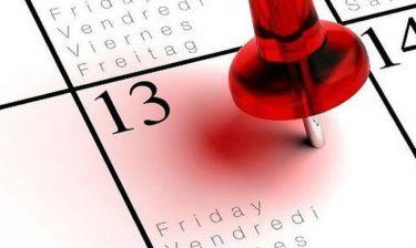 Παρασκευή και 13: Πώς βγήκαν οι μύθοι και δεισιδαιμονίες γι' αυτή την ημέρα