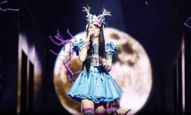 Eurovision 2016: Γερμανία: Καπέλο με δέντρα στο κεφάλι της Jamie-Lee