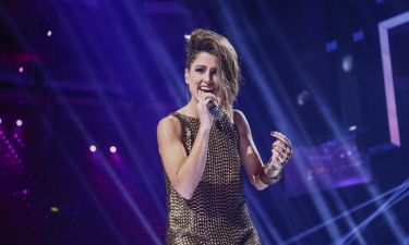 Eurovision 2016: Ισπανία: Το χρυσό φόρεμα, η Barei και οι τέσσερις cheerleaders