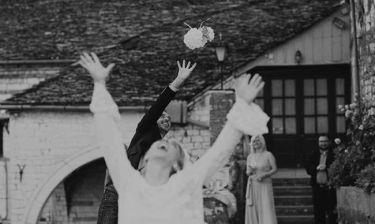 Γνωστή ηθοποιός παντρεύτηκε και το ανακοίνωσε με μια φωτογραφία