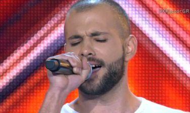 The X – Factor: «Έτσι ξαφνικά» πήρε την πρώτη καρέκλα στην ομάδα της Ζήνα
