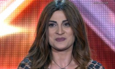 The X – Factor: Συμέλα Χριστοπούλου: Δεν προχώρησε στα live