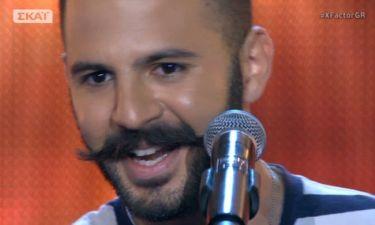 The X – Factor: Δεν έπεισε την Πέγκυ Ζήνα ο Τάσος Λάβδας